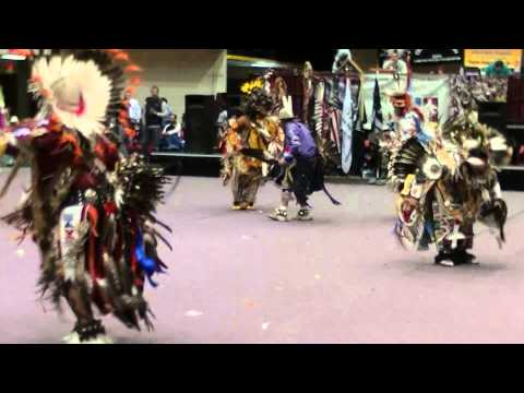 Teen Boys Traditional In Rapid City October 2013 video