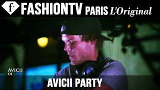 Avicii Party at Ushuaia Ibiza 2014 | FashionTV