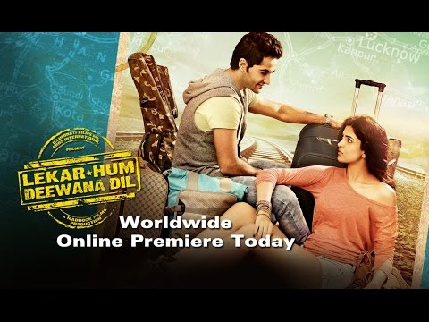 Lekar Hum Deewana Dil WORLDWIDE Online Premiere Today Only On ErosNow.com!