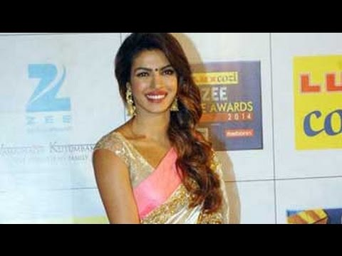 Desi Girl Priyanka Chopra Will Promote Indian Saris Abroad video