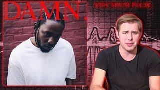 Kendrick Lamar - DAMN. - Album Review
