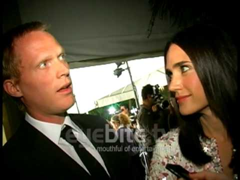 Jennifer Connolly & Paul Bettany: We're working together on making babies!
