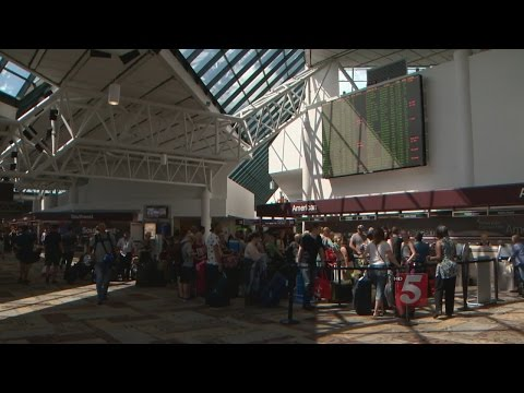 Nashville International Airport Experiences Busiest Travel Day Of The Year