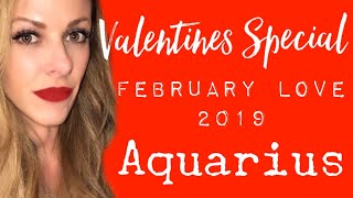 ❤️ Aquarius February 2019 ~ Unblocking You To Reconnect