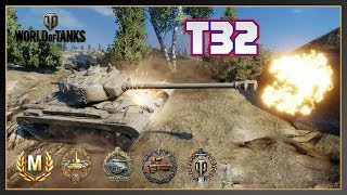 World of Tanks // T32 // Ace Tanker // Radley Walters // Xbox One