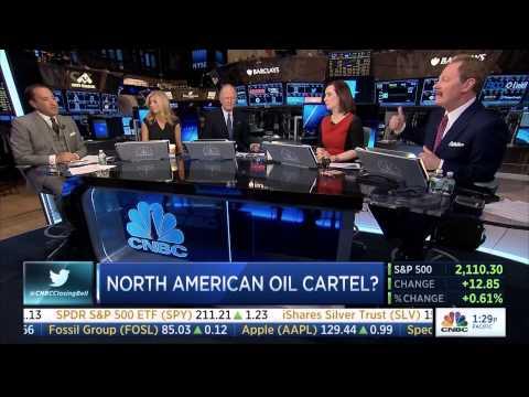 Simply Money: A North American oil cartel?