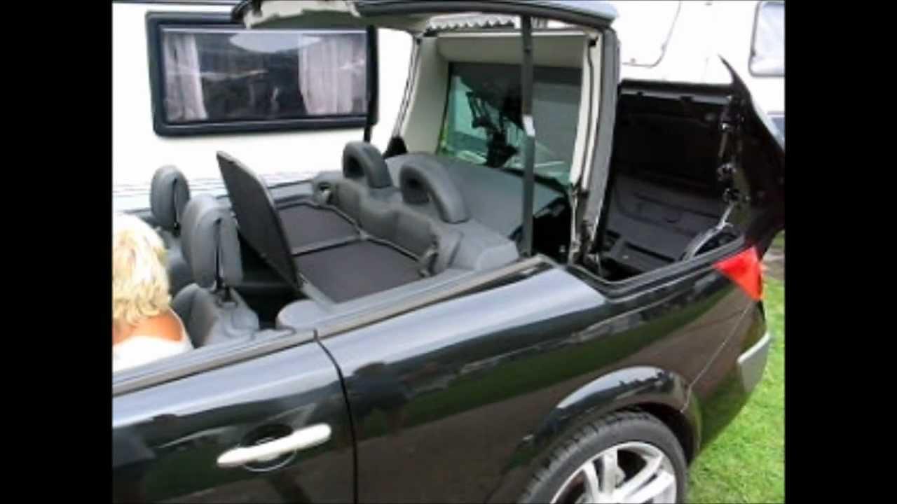 renault megane cabrio youtube autos weblog. Black Bedroom Furniture Sets. Home Design Ideas