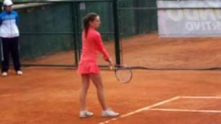 Iveta Benesova/Stephanie Foretz - Barcelona 2010