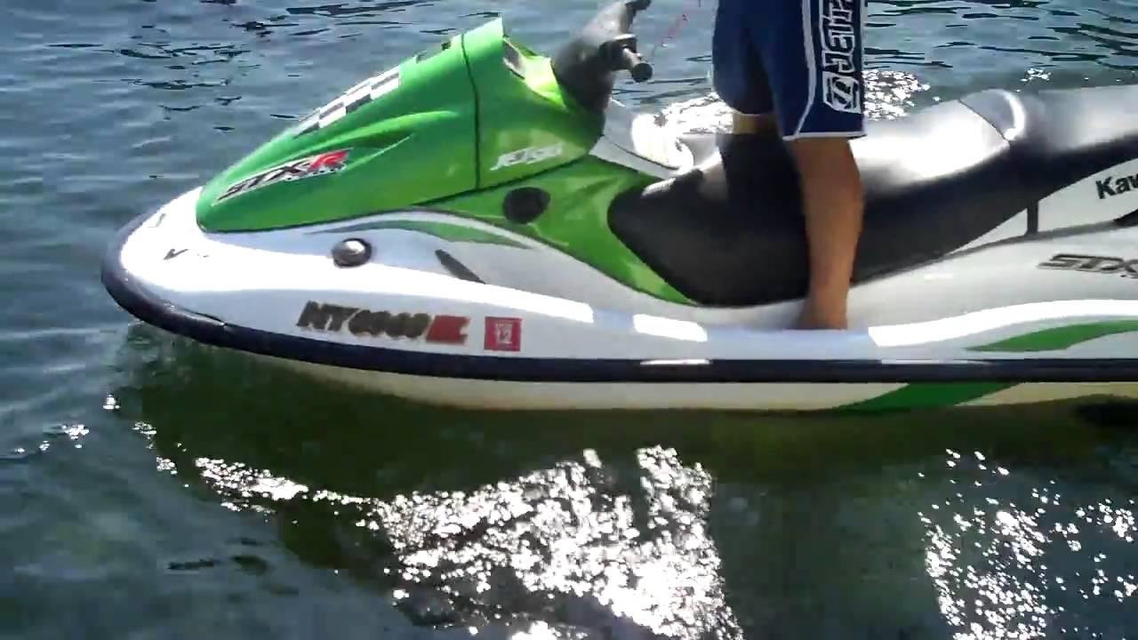 Kawasaki Jet Skis Models