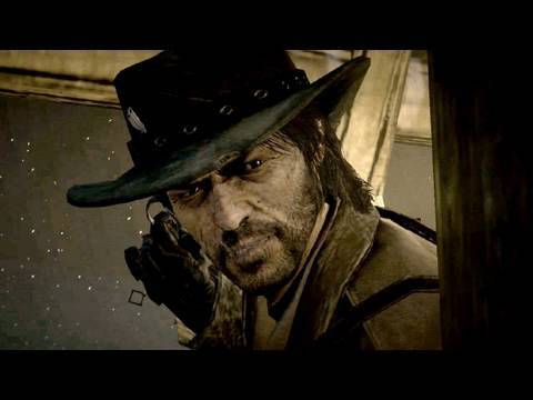 Red Dead Redemption Short Film by John Hillcoat