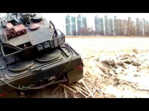 RC//offroad leopard tank