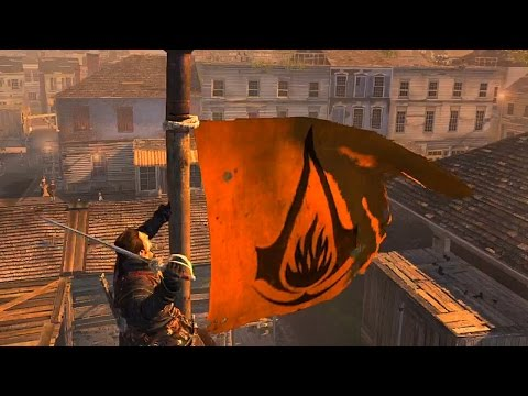 Assassin's Creed: Rogue – Walkthrough Part 18 – New York: Capturing Gang Headquarters