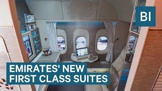 Inside Emirates