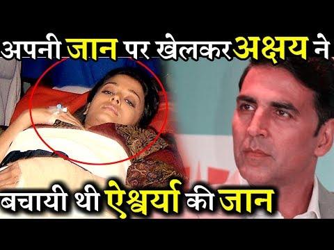 When Akshay Kumar Saved Aishwarya Rai' s Life thumbnail