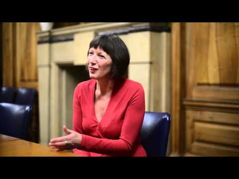 Frances OGrady General Secretary Trades Union Congress interview at UWE Bristol