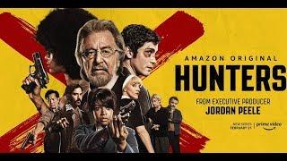 Hunters Season 1 Review-A Mostly Fun Time Killin' Nazi's(Amazon Original)
