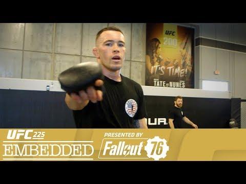 UFC 225 Embedded: Vlog Series - Episode 1