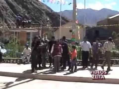 Fiesta Patronal de Chavincha   Otoca   Ayacucho Agosto  2012 Parte 1   Videos Zeita