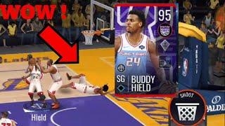 95 Buddy Hield Drops Brandon Ingram! NBA LIVE Mobile Gameplay