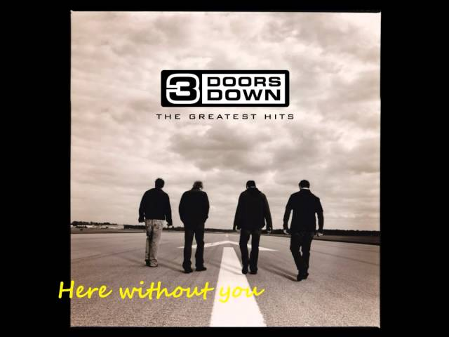 3 Doors Down - Greatest Hits [2012]