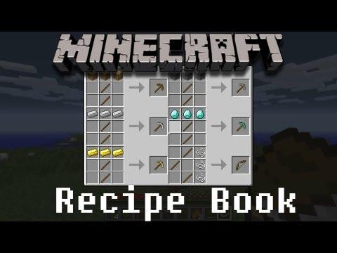 Minecraft Mod: Recipe Book 1.6.2 installieren [German/HD]