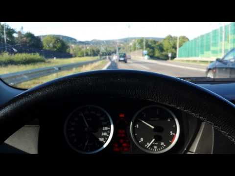 BMW e60 5 series Active Cruise Control
