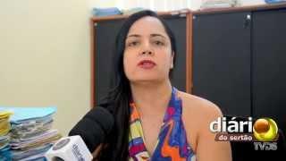 Juíza da 68 Zona Eleitoral de Cajazeiras Silse Nóbrega fala das eleiçoes