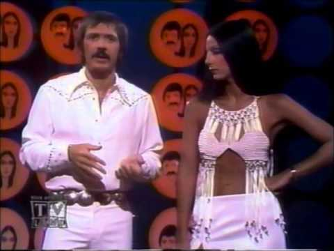 Cher - Sonny and Cher   Two of Us and I Got You Babe close