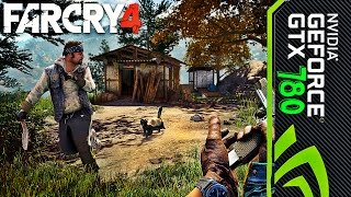 Far Cry 4 GTX 780 - Ultra Setting 60Fps (Show Fps)