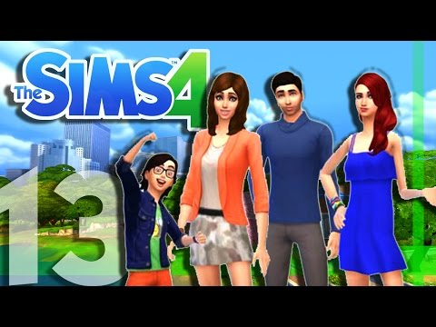 Let's Play: The Sims 4 - (Part 13) - Mrs. LANDGRAAB?