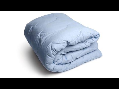 Видео как выбрать одеяло