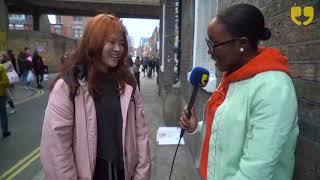 Anna Guo Street Catwalk Trainers