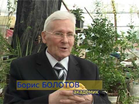 Борис БОЛОТОВ. Интервью.