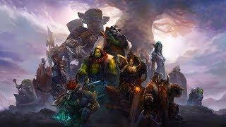 """Стрим игры """"World Of Warcraft""""."""