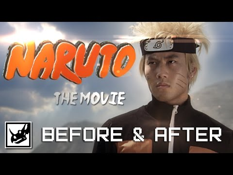 Naruto: The Trailer (on Nigahiga) | Before & After | Gritty Reboots video