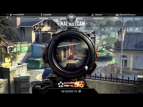 Camuflaje Anti -Campers!! - Black Ops 2 - ElDaimonD