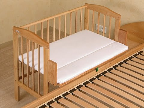 Кроватки приставные для новорожденных своими руками 69