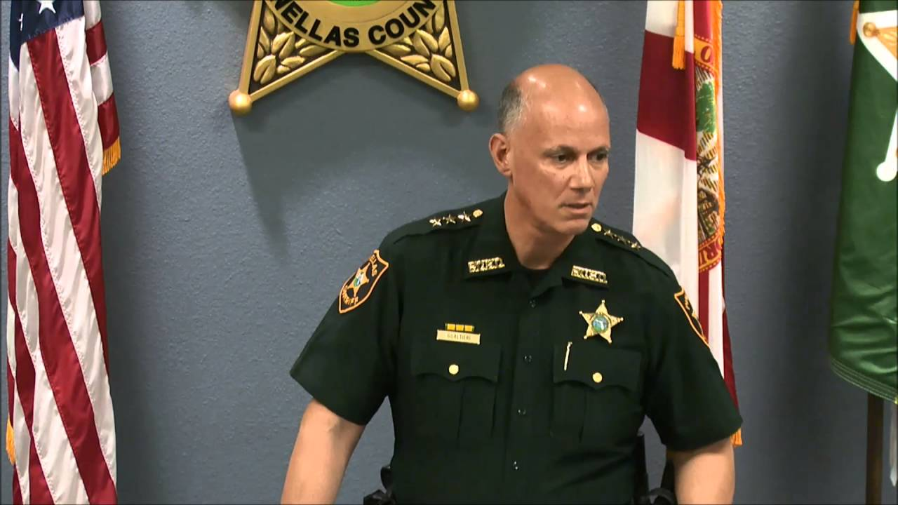 Sheriff's Epic Rant Following Claims That Deputies Didn't Try To Save Teen Girls