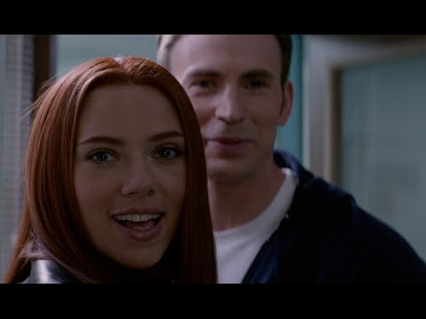 Captain America The Winter Soldier Gag Reel - Marvel | HD