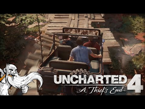 """I'M THE WORLD'S WORST DRIVER!!!"" Uncharted 4 Ep 9 1080p HD PS4 Gameplay Walkthrough"