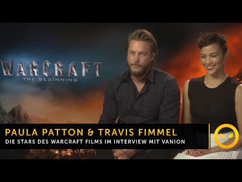 Warcraft: The Beginning - Interview mit Travis Fimmel und Paula Patton
