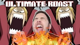 The Ultimate Roast Hyper Ultra Combo Finish Challenge! (BABIES DON'T CLICK)