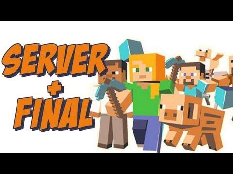 MEU SERVER no Minecraft FiNAL