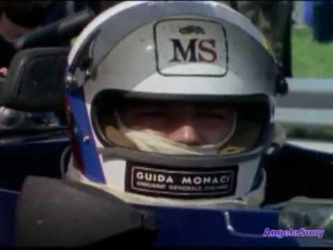 Formula One driver - Elio de Angelis