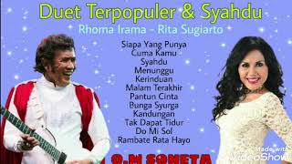 Download lagu Rhoma irama Rita Sugiarto Duet terpopuler & syahdu