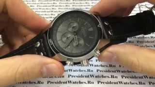 Fossil CH2586 - видео обзор наручных часов Fossil от PresidentWatches.Ru