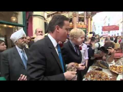 Mock the Week - Newsreel - Boris Johnson & David Cameron