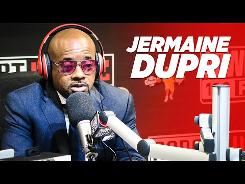 Jermaine Dupri Talks 'The Rap Game', What Song Made Him The Most Money And More!