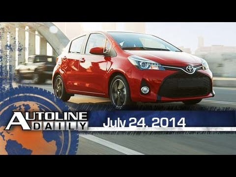 Ford & GM Post Weak Earnings, Yaris' New Look - Autoline Daily 1421