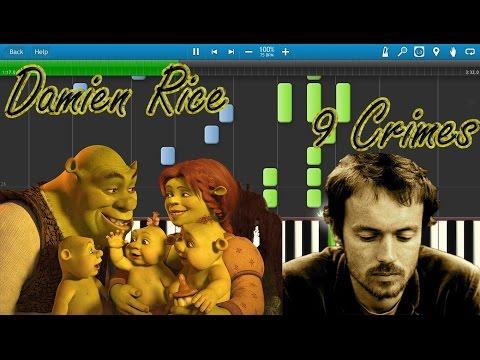 Damien Rice - 9 Crimes(OST Шрек 3)